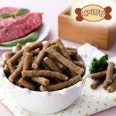 양고기사료(스틱)200g  애견사료  강아지사료