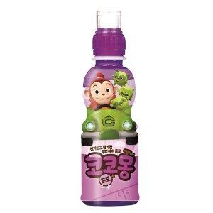 코코몽 포도 어린이음료 200ml X 24페트