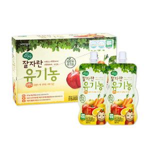 코코몽 잘자란유기농 오렌지 100ml X 10팩