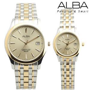 세이코 알바 정품 손목시계 AXHK90X1/AXT852X1