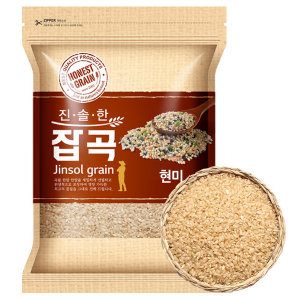 국산 현미 4kg (2019년산)