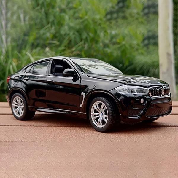 1:24 BMW X6 금속 자동차 모형 명품카 엑식이