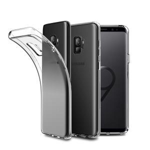 갤럭시 투명 케이스 범퍼 젤리 실리콘 하드 TPU 1+1