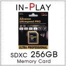 플레이 SD메모리 Ultraspeed PRO 256GB 120MB/S 900x