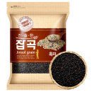 국산 흑미 10kg (2019년산) 진도산