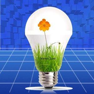 빛솔LED전구/식물재배용LED/식물성장램프/다육이/생장