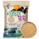 무농약 발아현미 4kg (2018년산)