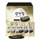 선물세트늘품애 황금빛 광천전장김25gx10봉