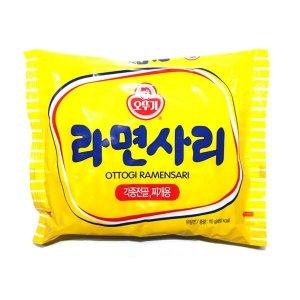 오뚜기 라면사리 110g 48개 /무료배송