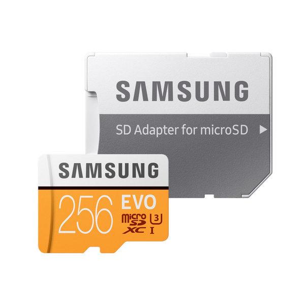 마이크로SD EVO 256GB / 4K지원 / 삼성전자 정품