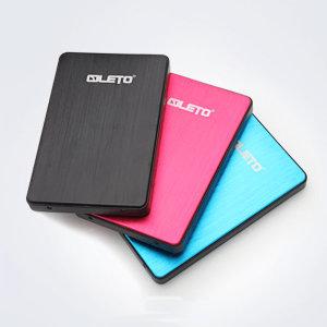 L2SU (500GB) 외장하드 추천 (블랙) 휴대용 초슬림