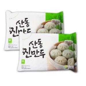 나래식품 산동만두180gX10개/찐만두/매운찐만두/렌지