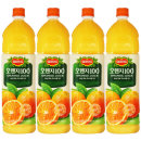 델몬트 오렌지(100) 1.5L x 6펫 / 주스 쥬스