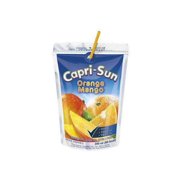 카프리썬 (오렌지망고) 200ml x 20팩