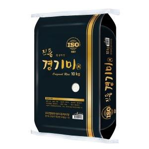 진품경기미 아끼바레 단일품종 추청 쌀 10kg 당일도정