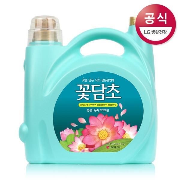 샤프란 꽃담초 연꽃 5.5L