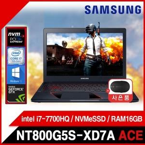 삼성게이밍노트북 NT800G5S-XD7A ACE NS/게이밍마우스