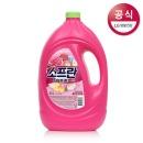 소프란 by 샤프란 섬유유연제 핑크 3.1L