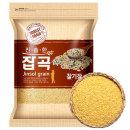 국산 찰기장 1kg (2019년산)