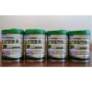 아이배냇 컨피던트 순산양유아식 1.2.3단계 800g 3캔