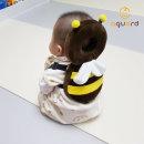 아이쿵 머리보호대 꿀벌 1입 머리쿵보호대 머리쿵쿠션