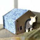 디아망하우스 블루하와이-강아지집 애견하우스 용품