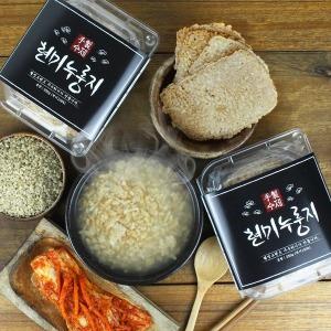 구수하니/현미누룽지/보리누룽지/100%국내산/당일생산