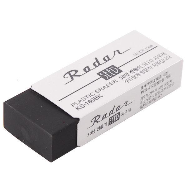 사치하타 SEED 지우개 KS-180BK 낱개 학용품