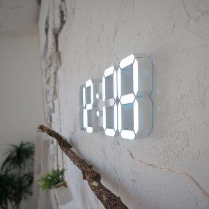 LED벽시계 무드등 인테리어 디자인 벽걸이시계 38cm