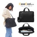 CASECOOL 캐주얼 노트북가방/서류가방 STM35040 블랙