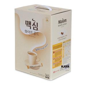 동서식품 맥심 화이트골드 커피믹스11.7g x 365개입