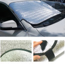 2중 은박 햇빛가리개 사계절 차량용 고급형 햇빛가리개