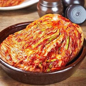 안동 학가산 고랭지 배추김치 7kg