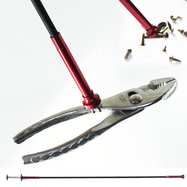 오토다이 강력한 공구 집게 자석봉 (색상랜덤)