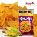 해피토스 또띨라콘칩 160g 나쵸 과자 간식 옥수수칩