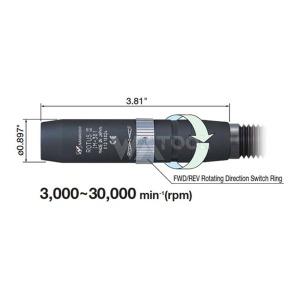 NSK에어모터 IM-301/에어그라인더/금형그라인더