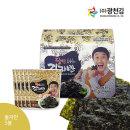 달인 김병만의 김자반 선물세트 60g5봉