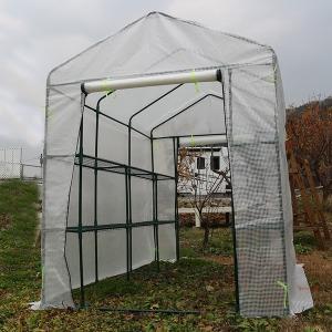 조립식 소형 비닐하우스 이동식온실 옥상 다육이 자재