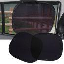 차량용 접착식 햇빛가리개 자외선차단 2P 1SET(기본형)