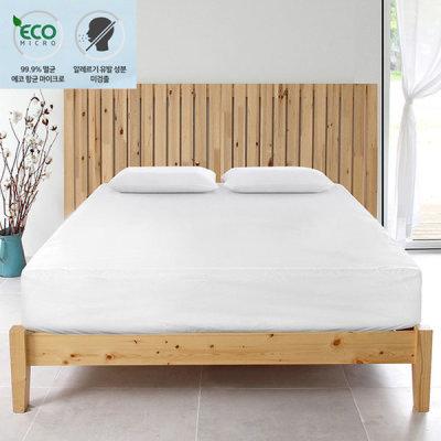 에코마이크로 매트리스 커버 침대 카바 3종