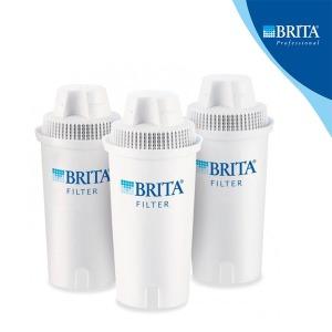 브리타 정수기 클래식 필터 낱개포장 x 3개