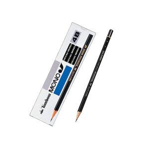 톰보 4B 연필 1타12자루 화방용품 할인