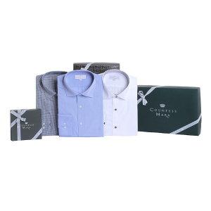 (AK플라자) 카운테스마라 슬림or일반핏 긴팔 드레스셔츠23종택1