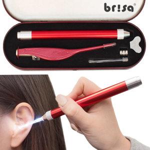 LED 귀이개 세트 귀지제거 귀청소 귀후비개 귀지핀셋