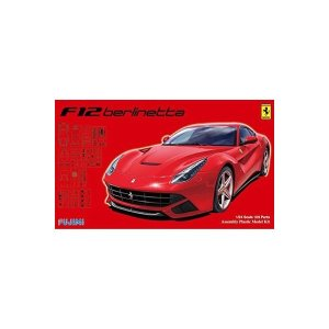 Fujimi RS-33 Ferrari F12 berlinetta DX 1/24 scale