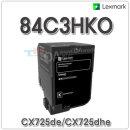 LEXMARK  검정 정품토너 84C3HK0 (25000매) CX725de
