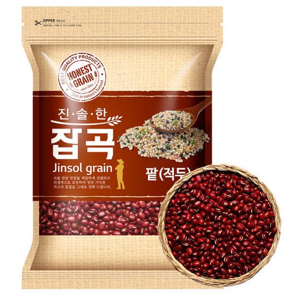 국산 팥 2kg (2019년산)