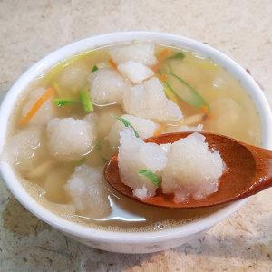 강원도 전통의 맛 생감자를 갈아만든 옹심이 1kg