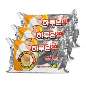 하루온팩 손난로 핫팩 30개입 / 겨울 핫팩