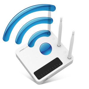 EFM ipTIME A1004 기가 와이파이 무선공유기